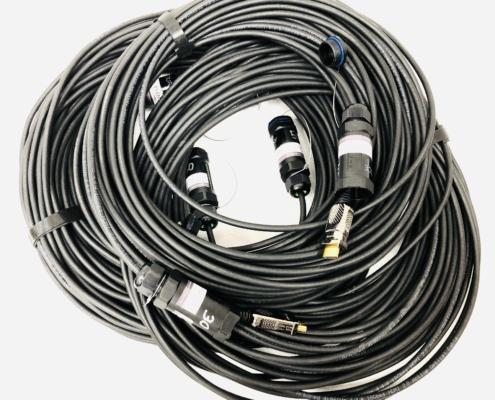 Glasfaser HDMI Datenleitung 30 Meter